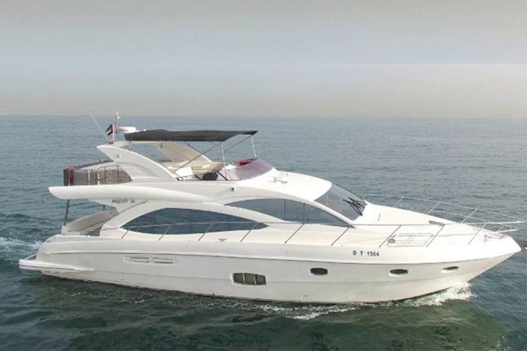 neptune yachts gulf craft 55ft