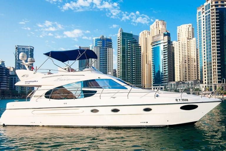 50 Ft Yacht - Al Shali