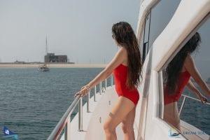 Neptune Yachts Dubai - Weekly Shared Cruise Brunch 2019-09-15