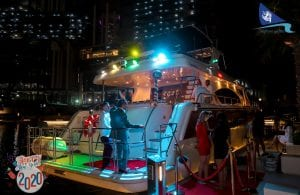 new year eve 2020 on the yacht event